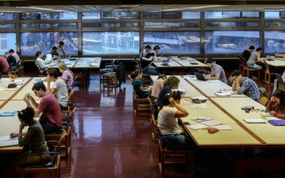 La Biblioteca Nacional convoca a los bibliotecarios de todo el país a participar del Programa de Becas de Formación Profesional