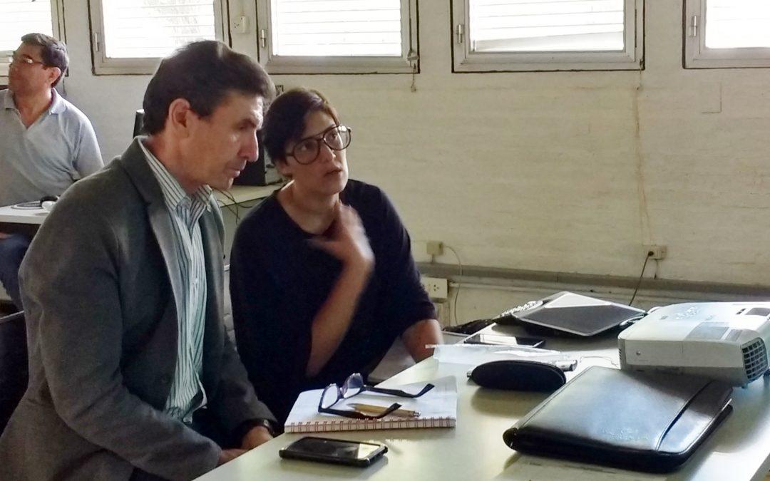 La UNNE participó en video transmisión con profesionales de la Universidad de Melbourne, Australia