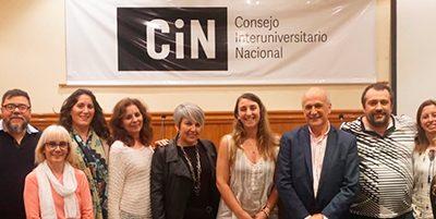 Biblioteca Central UNNE presente en la asamblea ordinaria de la red de bibliotecas del CIN