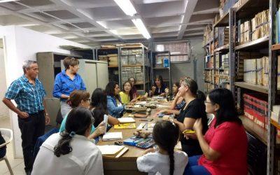 Inició el 2° Taller de Encuadernación, Conservación y Restauración de libros