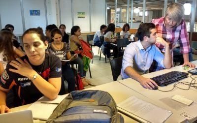 #BúsquedadeInformación: Formación de Usuarios para Alumnos de 4to. Año de la Carrera de Diseño Gráfico