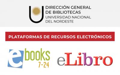 Nuevos servicios: Acceso a plataformas de recursos digitales para el aprendizaje