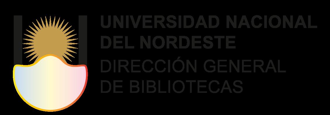 Dirección General de Bibliotecas UNNE -