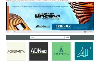 Se conformó el Consejo Asesor de Publicaciones Periódicas de la Universidad Nacional del Nordeste